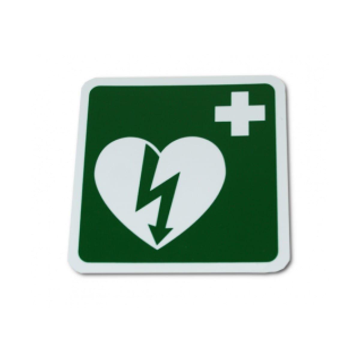 AED bord 15x15 - Janhofman.nl - 1