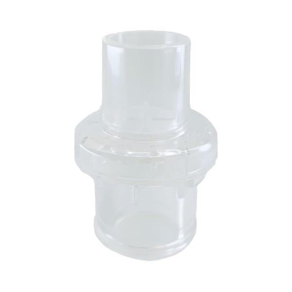 Ambu eenrichtingsventiel met filter 5 stuks - Janhofman.nl - 1