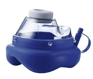 Ambu transparant siliconen masker Baby - Janhofman.nl - 1