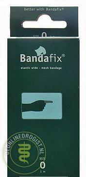 Bandafix Elastisch Netverband Katoen Vinger - Janhofman.nl - 1