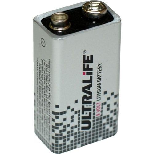 Batterij 9V lithium voor Defibtech AED - Janhofman.nl - 1