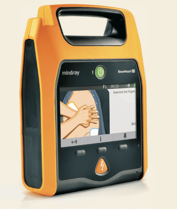 BeneHeart D1 defibrillator - Janhofman.nl - 1