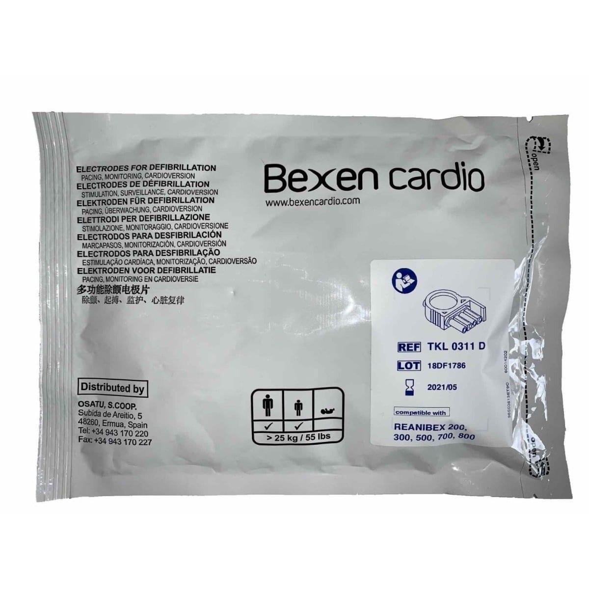 Bexen AED elektroden - Janhofman.nl - 1