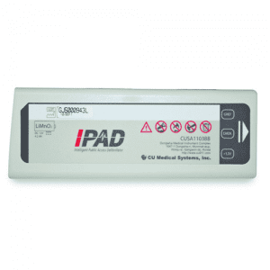 CU Medical i-PAD SP1 batterij - Janhofman.nl - 1
