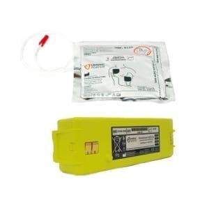 Cardiac Science G3 accu en elektrode set - Janhofman.nl - 1