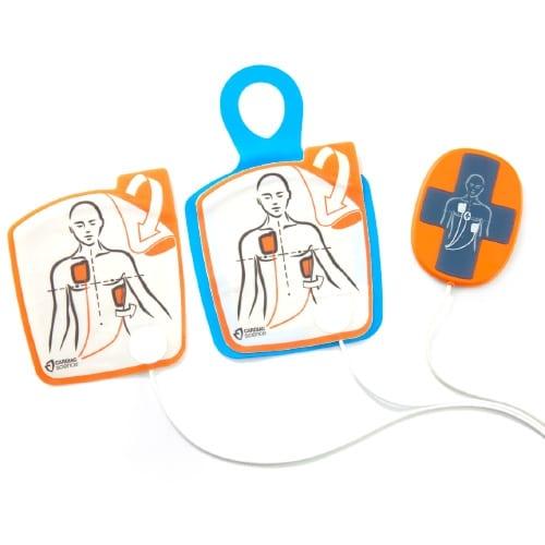 Cardiac Science Powerheart G5 CPRD elektroden - Janhofman.nl - 1