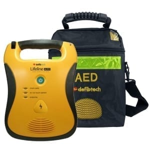 Defibtech Lifeline AED-Volautomaat - Janhofman.nl - 1