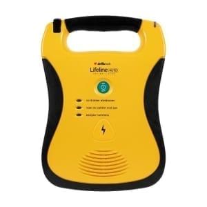 Defibtech Lifeline AED + binnenkast + tas-Volautomaat - Janhofman.nl - 1