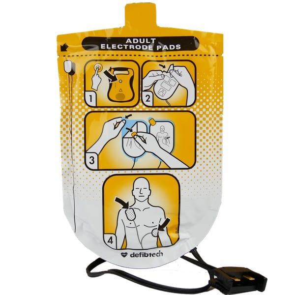 Defibtech Lifeline Elektroden - Janhofman.nl - 1