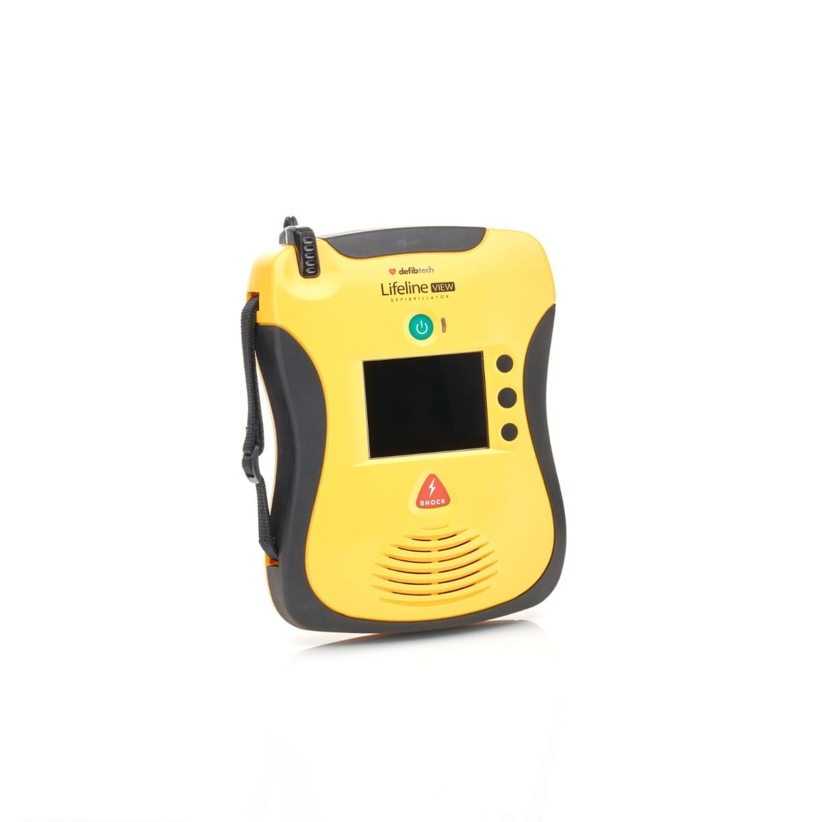 Defibtech Lifeline VIEW AED-Halfautomaat-Nederlands-Engels - Janhofman.nl - 1