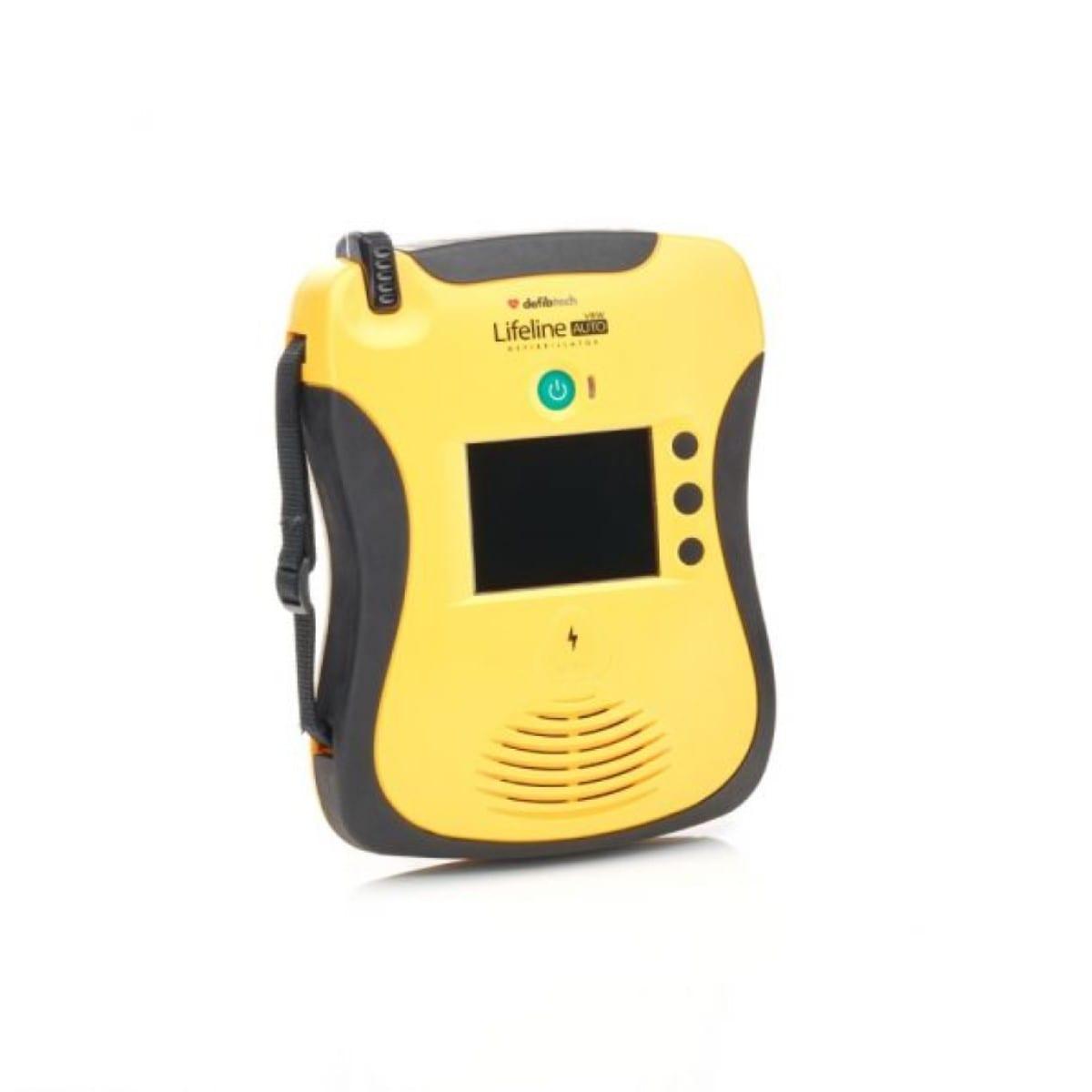 Defibtech Lifeline VIEW AED-Volautomaat-Nederlands-Frans - Janhofman.nl - 1