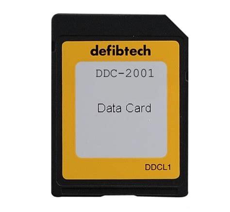 Defibtech View Data Geheugen Card - Janhofman.nl - 1