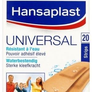 Hansaplast Pleisters Universal Strips - Janhofman.nl - 1