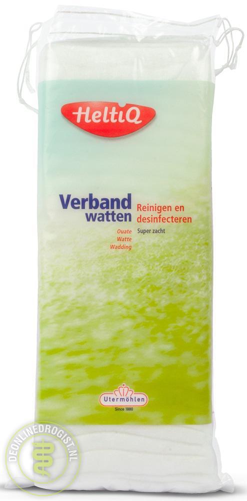 HeltiQ Verbandwatten 50GR - Janhofman.nl - 1