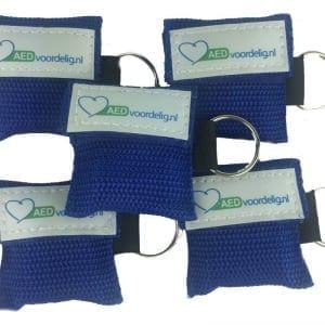 Kiss of life key blauw 5x - Janhofman.nl - 1
