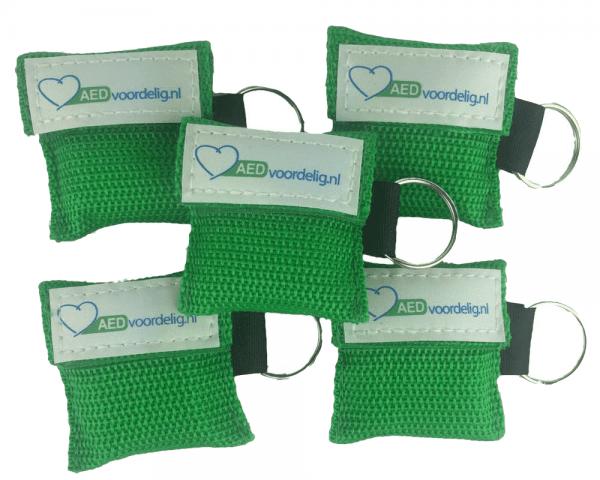 Kiss of life key groen 5x - Janhofman.nl - 1