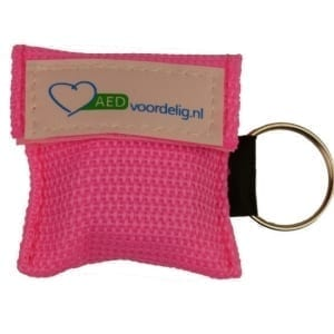 Kiss of life key roze - Janhofman.nl - 1