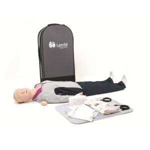 Laerdal Resusci Anne QCPR Full Body in koffer (nieuwe versie) - Janhofman.nl - 1