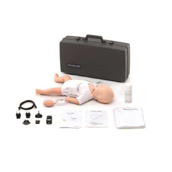 Laerdal Resusci Baby QCPR met luchtweghoofd - Janhofman.nl - 1