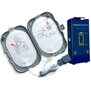 Philips FRx AED elektroden + accu - Janhofman.nl - 1