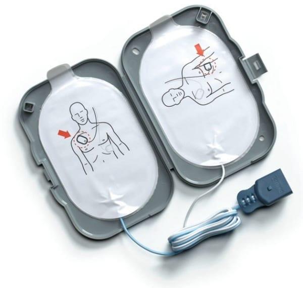 Philips FRx elektroden Smart II - Janhofman.nl - 1