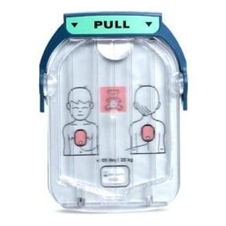 Philips HS-1 AED elektroden kinderen - Janhofman.nl - 1