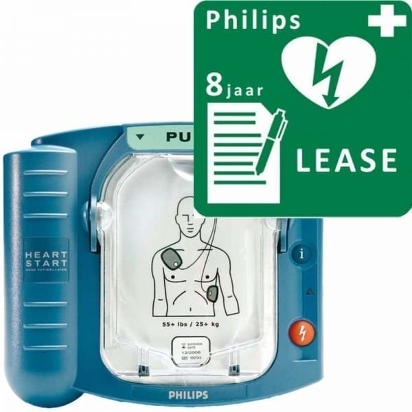 Philips HS1 8 jaar leasepakket - Janhofman.nl - 1