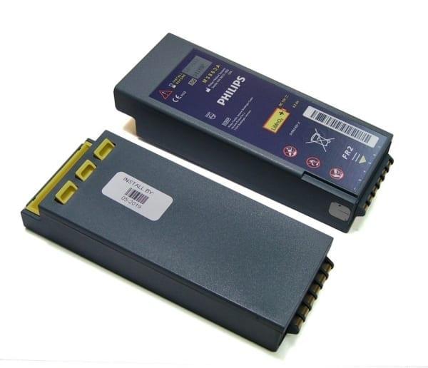 Philips HeartStart FR2 AED batterij - Janhofman.nl - 1