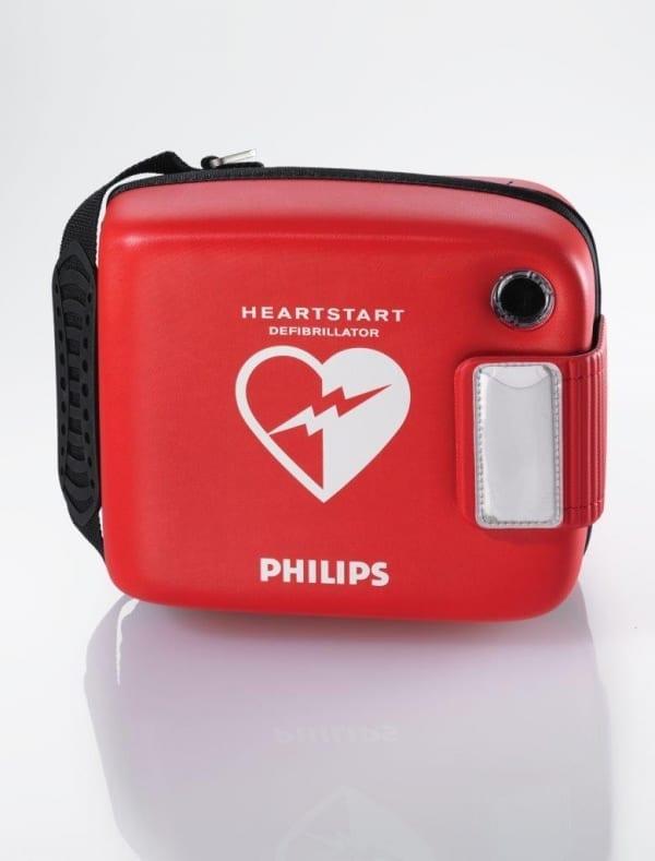 Philips HeartStart HS-1/FRx draagtas - Janhofman.nl - 1