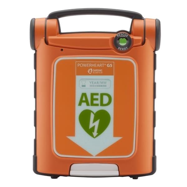 Powerheart G5 AED-Halfautomaat-Duits-Engels - Janhofman.nl - 1