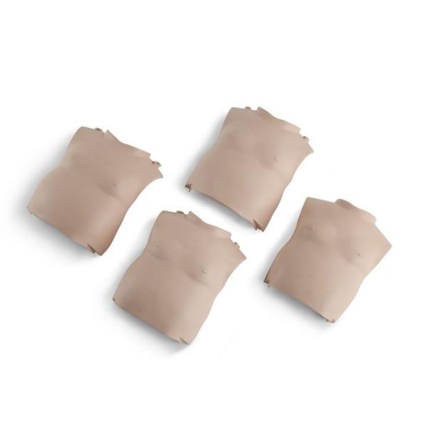 Prestan 4 pack vervangende huid baby torso - Janhofman.nl - 1