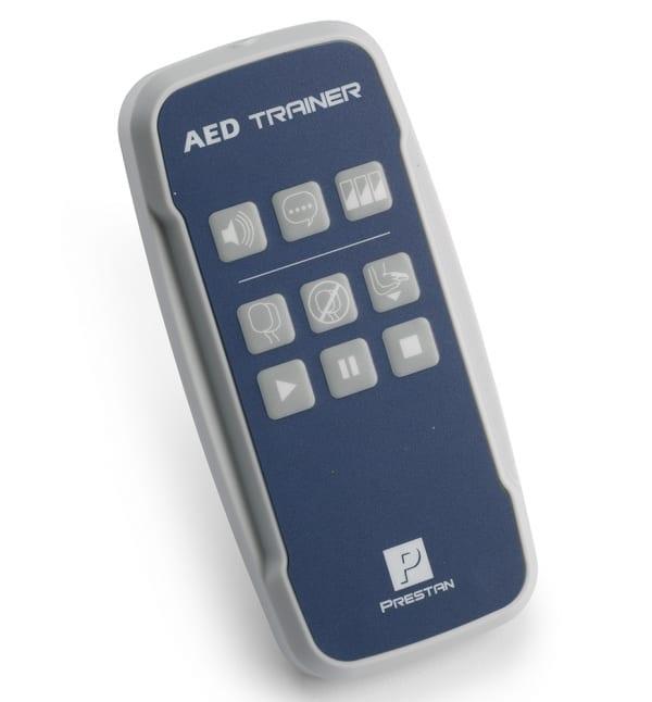 Prestan AED Trainer afstandsbediening - Janhofman.nl - 1