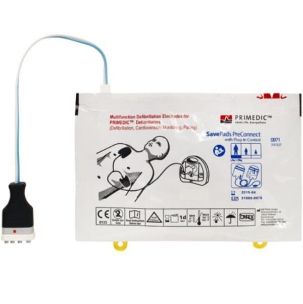 Primedic HeartSave PreConnect elektroden - Janhofman.nl - 1
