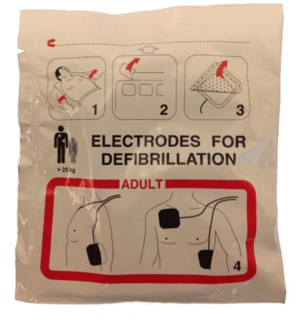 Schiller FRED Easy elektroden - Janhofman.nl - 1