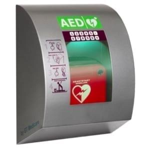 Sixcase SC1440 RVS AEDkast - Janhofman.nl - 1