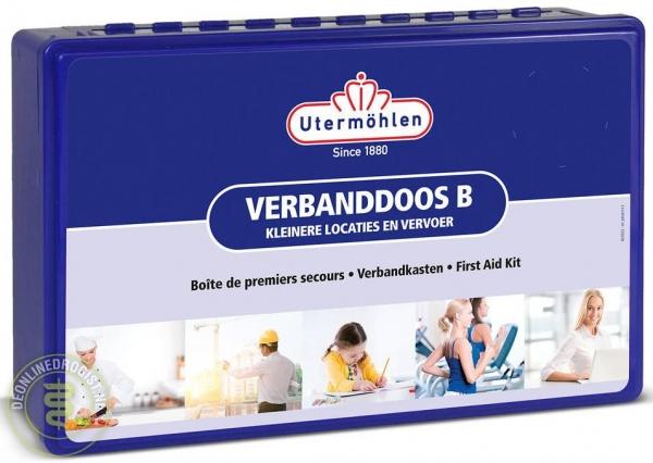 Utermohlen Verbanddoos B Standaard - Janhofman.nl - 1