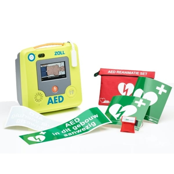 ZOLL AED 3 Volautomaat - Janhofman.nl - 1