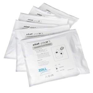 ZOLL AED Plus Stat Padz II trainingselektroden - Janhofman.nl - 1