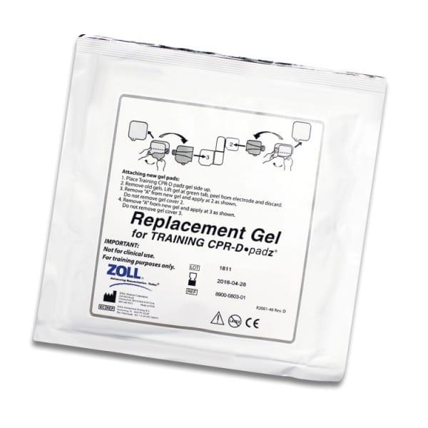 ZOLL AED Plus training replacement padz - Janhofman.nl - 1