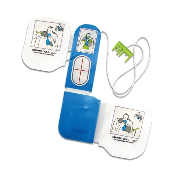 ZOLL AED Plus trainingselektrodenset - Janhofman.nl - 1